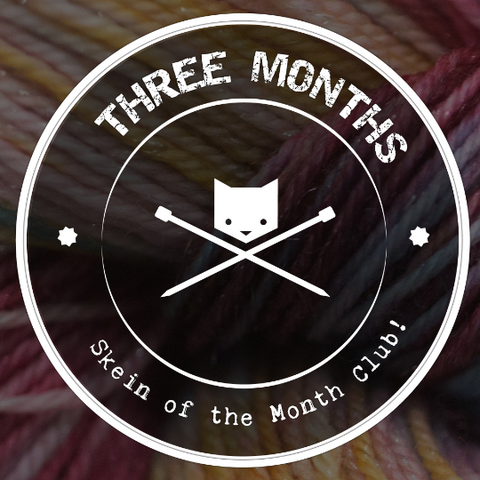 Yarn of the Month Club (3 Month)