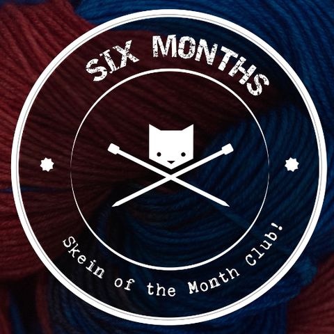 Yarn of the Month Club (6 Month)