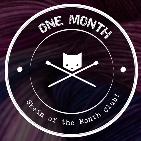 Yarn of the Month Club (1 Month)