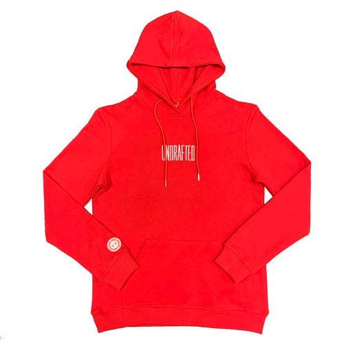Undrafted Tracksuit - Red/White