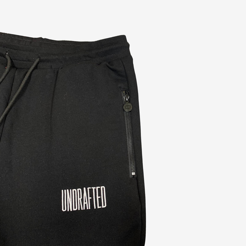 Undrafted Tracksuit - Black/White