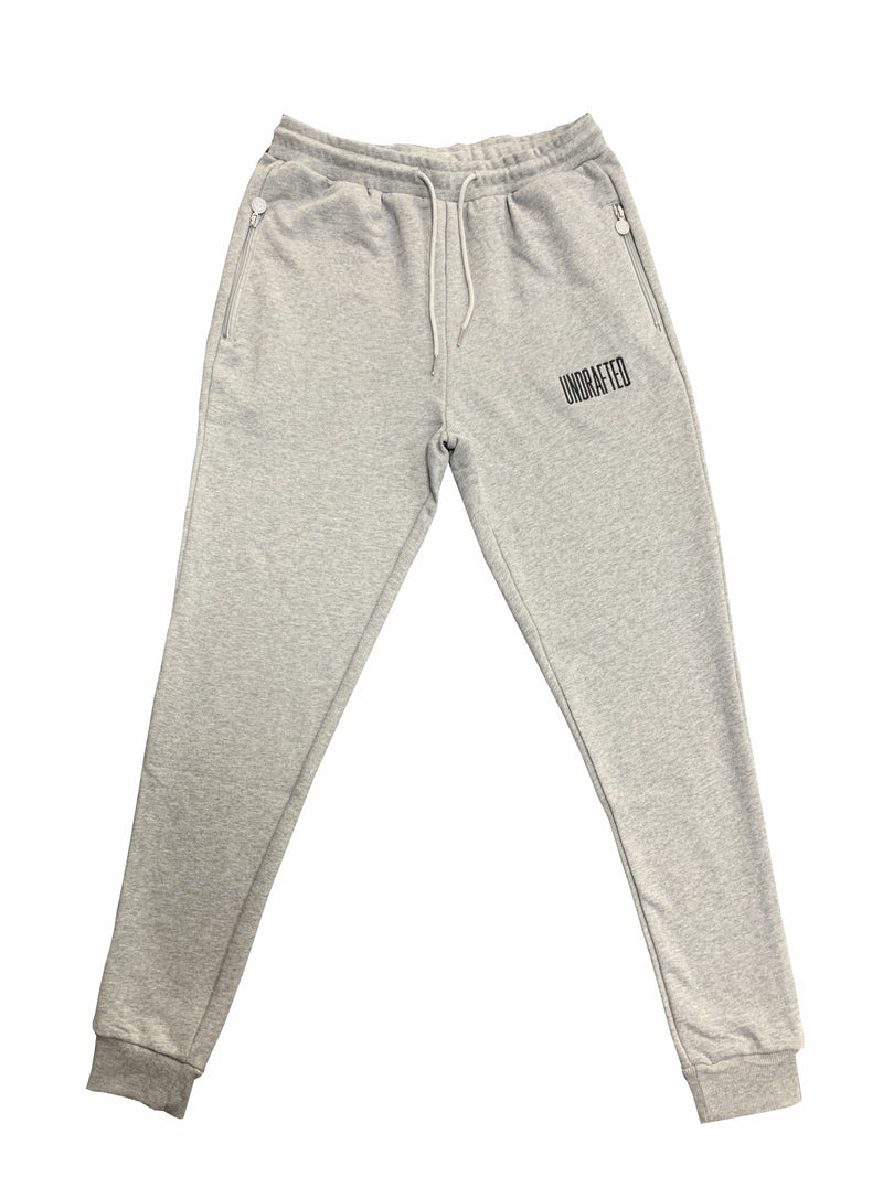 Undrafted Tracksuit - Gray/Black