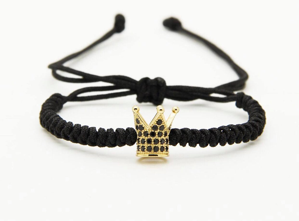 Crown Bracelets - techno305