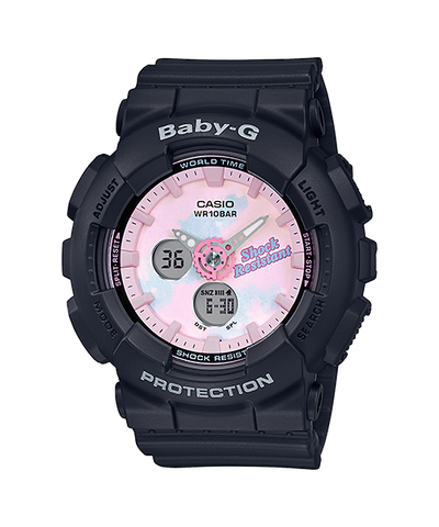 BABY-G 120 SERIES BA-120T-1A - techno305