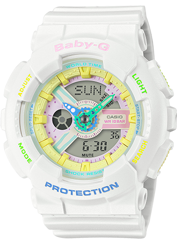 NEW BABY-G COLOR WOMEN
