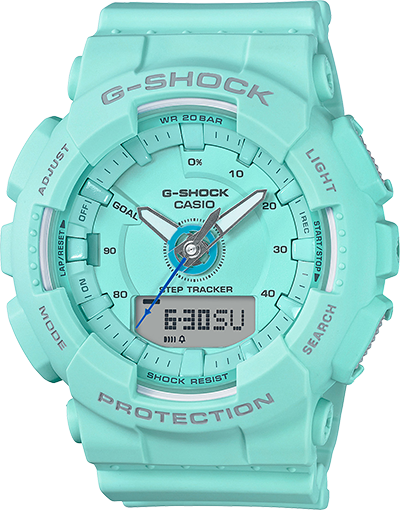 G-shock GMAS130-2A - techno305