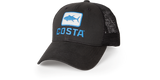 Costa Bloke Polarized Glass + Hat and Retainer - techno305