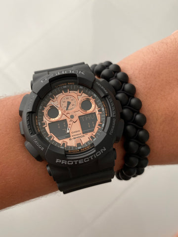 G-shock Men + Pulsera gratis