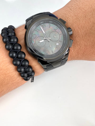 Technomarine full black + Pulsera