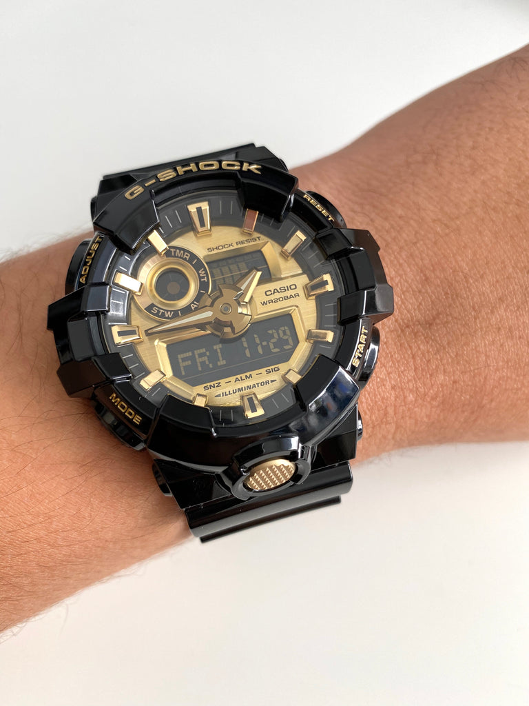 G-shock Analog-Digital GA710GB-1A - techno305