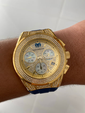 Technomarine Full Diamond + Pulser Gratis - techno305