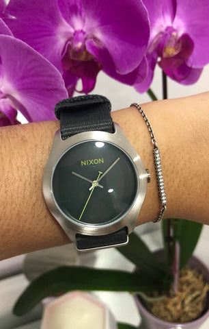 Nixon Charcoal Watch - techno305