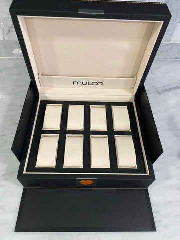 NEW WATCH DISPLAY BOX COLLECTOR LUXURY ORGANIZER - techno305