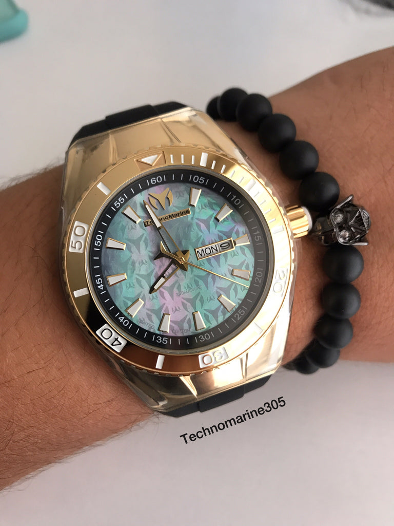 Technomarine 45mm Cruise Monogram - techno305