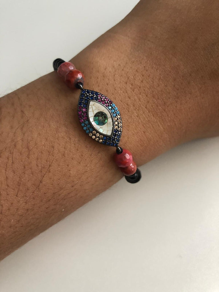 Evil eye Bracelet - techno305