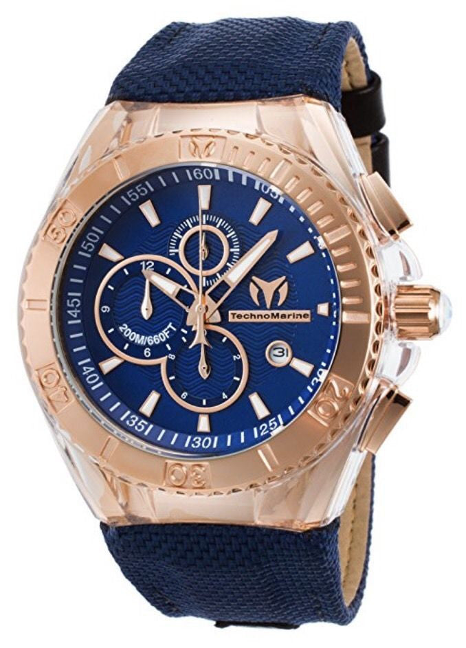 Technomarine Men's TM-115176 - techno305