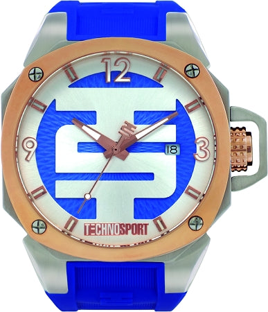 TechnoSport TS-106-3 Unsisex 40 mm Swiss Watch - techno305