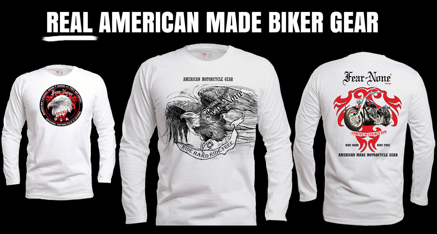 fear none motorcycle clothing