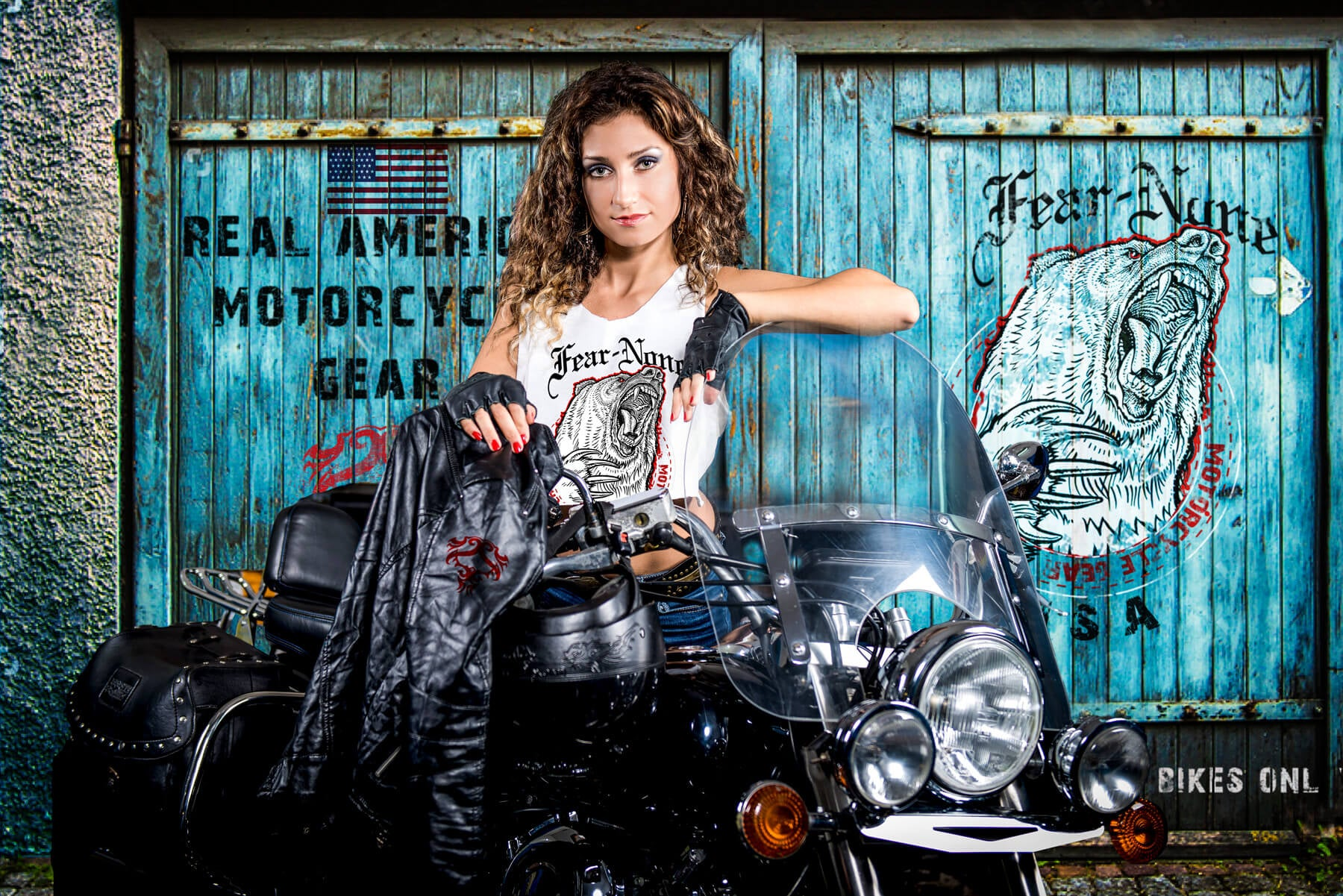 fear-none motorcycle gear womens shirts