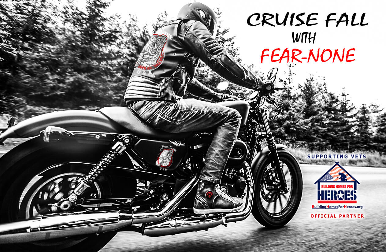 FEAR-NONE Motorcycle Gear Fall Riders