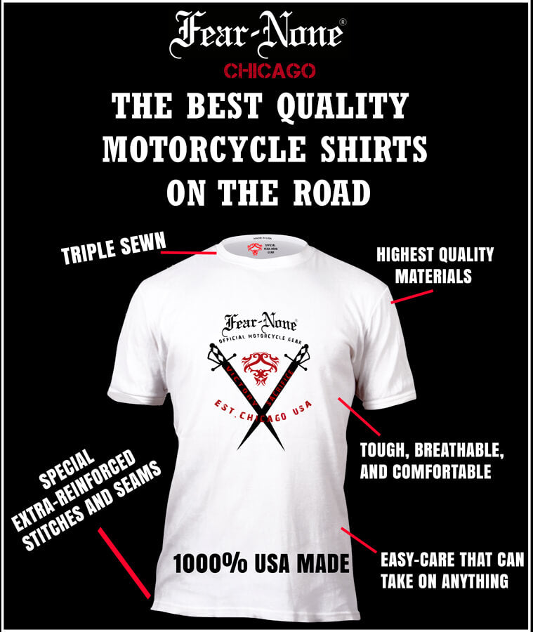 fear none motorcycle gear and clothing