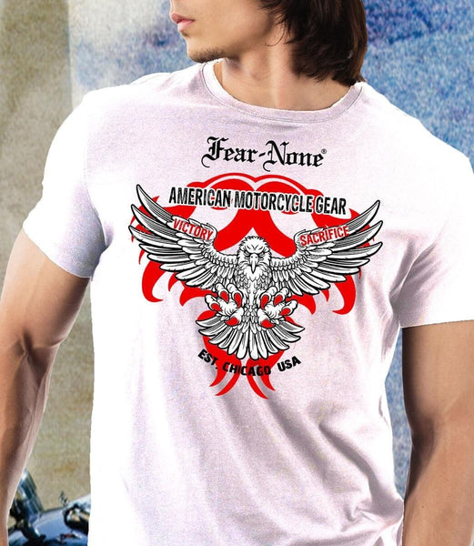 American FEARLESS EAGLE (White)