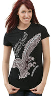 Womens Big American Eagle Rider