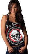 Women's Sunburst-Skull