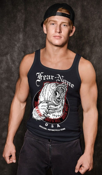 FEAR-NONE Gear tank
