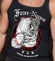 FEAR-NONE Gear bear tank