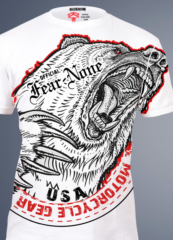 Men's Bold American Bear Rider
