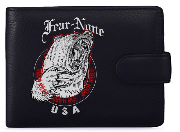 Official CLASSIC BEAR Biker Wallet