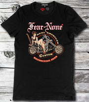 Mens Dark Moozie Rider (Short Sleeve)