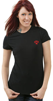 Women's Dark Knight Short Sleeve Rider