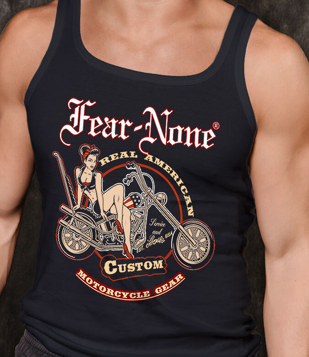 Classic Dark Moozie Muscle Shirt