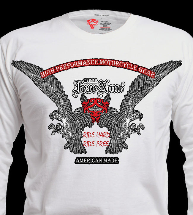 American Double Eagle Rider (WHITE)