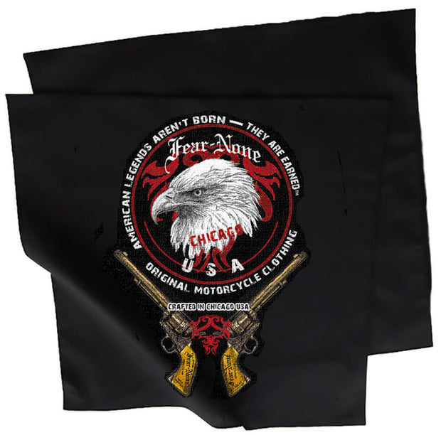 Eagle & Guns Rider Bandana