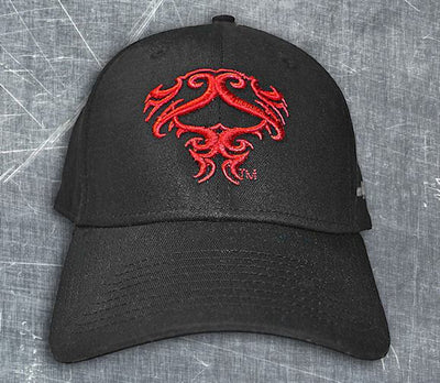 FEAR-NONE Gear 3d Embroidered Biker Cap
