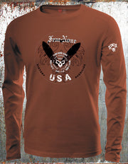 Men's KING Big Daddy Brown BEAR (Back)