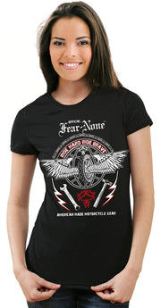 Women's Winged World Rider Tee