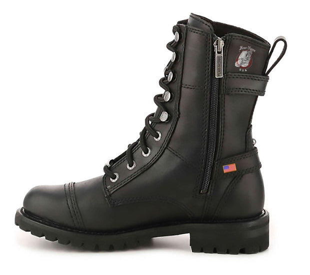Women's FEAR-NONE Bear Leather Rider Boot