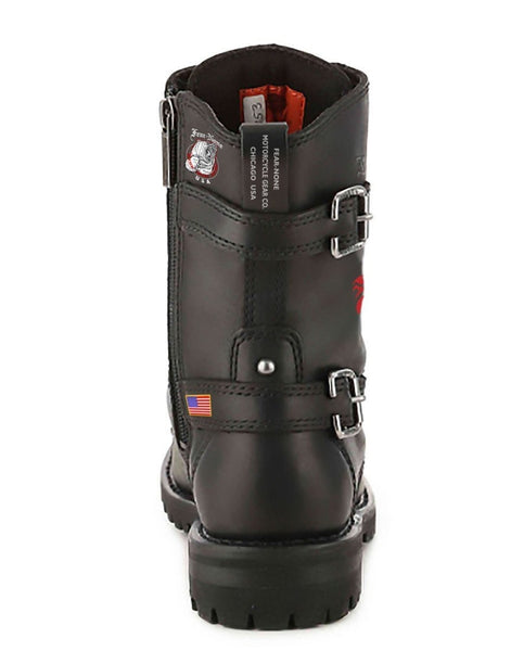 Men's Road Dominator Leather Rider Boot