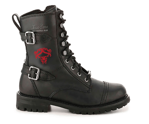Women's Road Dominator Leather Rider Boot