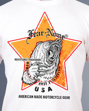 Men's Vintage Gold Highway Star Bear Rider SE
