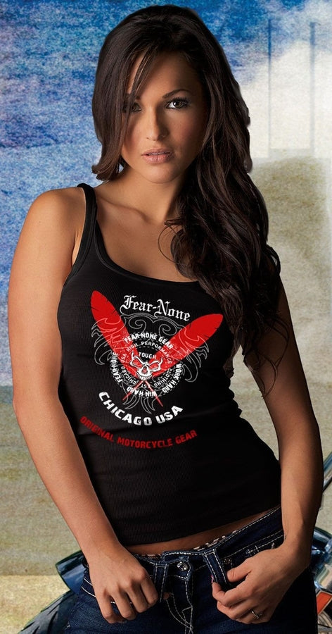Women's Fierce Feather Rider Tank
