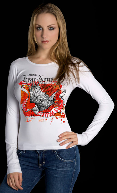 Women's Bear Dominator In White