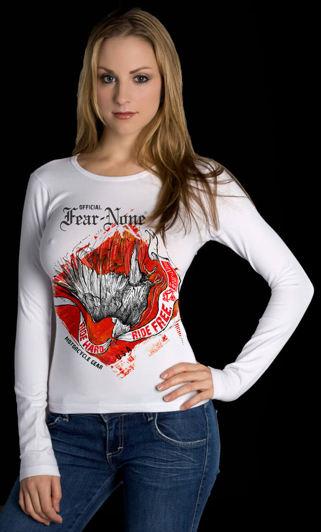 Women's Screaming Eagle Flame Rider