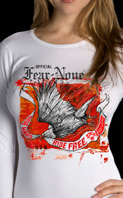 Women's Red Fire Eagle Rider