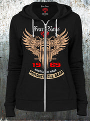 "Womens American ""Gold Wings"" Hoodie"