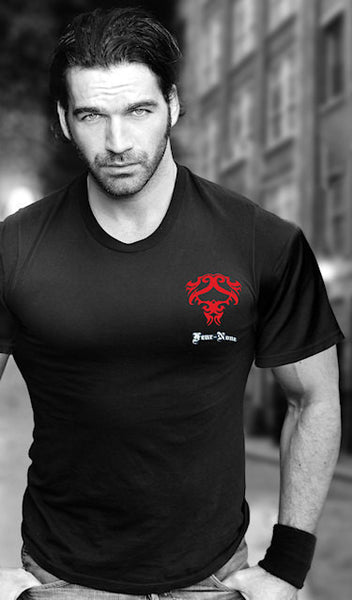 Mens Classic Dragon Mark T-Shirt